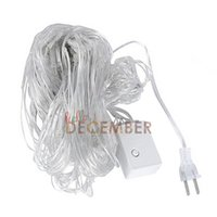Wholesale Pink Mode - 10M-100 LEDs 20M-200 LEDs LED String Lights RGB Blue Red Green Pink Purple Warm   Cool White 8-Modes Holiday Lighting LED Light Strings