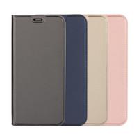 samsung mobiles yeni gelenler toptan satış-Yeni varış Lüks İnce kapak PU Deri Kılıf samsung galaxy s8 Durumda Moda Flip Kapak Coque Cep telefonu koruyucu cüzdan çanta kılıfları