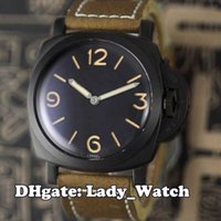 cheap mens left handed watches shipping mens left handed cheap mens left handed watches super clone luxury luminous pam00371 1950 left handed 3 days