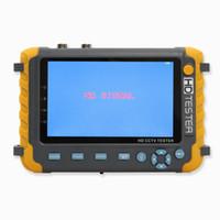 Wholesale Hdmi Input Inch - 5 Inch 4 In 1 HD CCTV Tester Monitor AHD CVI TVI CVBS Camera Tester 1080P VGA HDMI Input PTZ UTP Cable Tester 12V