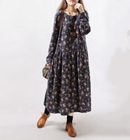 Lange kleider im vintage stil