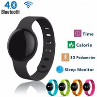 English sport count - Smart Wristband H8 Sport Bracelet Band BT4 with Fitness Tracker Pedometer Step Calories Count Sleep Monitor Call S for Android IOS