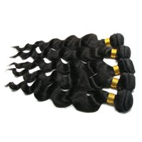 Wholesale Wholesales Remi Hair - Malaysian Loose Wave Remi Human Hair Weave Weft 9A Unprocessed Brazilian Virgin Hair Extensions Natural Color Hair 5 Bundles Wefts