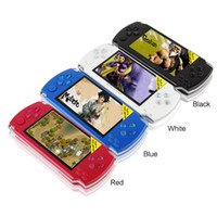 Wholesale Wholesale Console Wifi - Hot sales! 4GB 4.3 Inch PMP Handheld Game Player MP3 MP4 MP5 Player Video FM Camera Portable Game Console