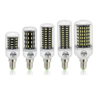 Wholesale Newest Ultra Bright SMD4014 Led Corn Bulb Light E27 E14 GU10 G9 W W W W W Led Bulbs High Quality