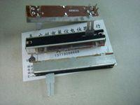 Wholesale fader potentiometer for sale - BELLA cm double straight slide fader potentiometer A50K X2