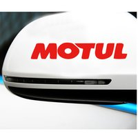 Wholesale Car Body Graphics - Hot Sale Cool Motul Oil Body Car Styling Car Stickers Vinyl Decal Drop Shipping Graphics Decor Jdm
