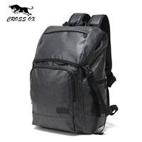 Wholesale Ox Bag - Wholesale- CROSS OX Autumn New Arrival Men's Backpack Oxford Backpacks For Men School College Bag Casual Men Bag BK032M