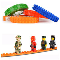 Wholesale Factory Sale M Dots Small Loops Silicone Tape Blocks Tape Base Plate Building Blocks DIY Baseplate Compatible With Legos Sexy Toy Bondage