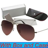 Wholesale Unisex Shades - HOT SALE summer GOGGLE Sunglasses UV400 protection Sun glasses Fashion men women Sunglasses unisex Sun Shade Sunglasses A+++ with box case