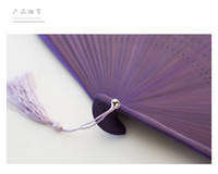 Wholesale Chinese wind fan dance summer men and women daily Hanfu photography props antique folding fan