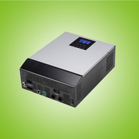 Wholesale Hybrid Charge Controllers - Single Phase & Three Phase Parallel Operation Complete Hybrid Solar Power Inverter 5KVA 48V 230V with 80A MPPT Solar Charge Controller