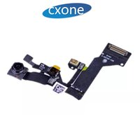 Wholesale Top Iphone Cable - New Front Facing Camera with flex cable Replacement Top Quality For iPhone 5G 5C 5S 6G 6Gplus 6S 6Splus Free DHL