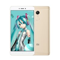 Wholesale Dutch Note - Original Xiaomi Redmi Note 4X 4G LTE Cell Phone With 5.5Inch 1920*1080 3G RAM 32G ROM Snapdragon 625 MIUI 8 Fingerprint ID