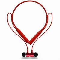 Wholesale Cheap Wireless Mic Headset - Free Shipping Cheap Stereo Sports Bluetooth Headset Wireless Headphone STN-555 Head Phones With MIC for IOS Android