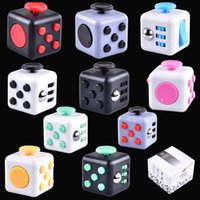 Wholesale Popular Science - 2017 New Popular Decompression Toy Fidget cube the world's first American decompression anxiety Toys In stock oth331
