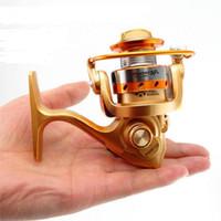 Wholesale Abu Spinning - Wholesale New 2016 BWM150 Mini Small Fishing Reels 12+1bb 5.5:1 Carretilha Pesca Abu garcia Fly Fishing Wheel Spinning Reel Free Shipping