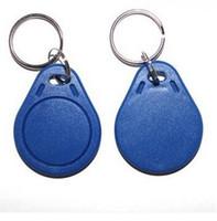 schlüssel fob preise großhandel-Günstigste fabrik preis machen TK4100 EM4100 125 khz 100 teile / los ISO11785 ABS RFID Mitgliedschaft Loyalty schlüsselanhänger Benutzerdefinierte schlüsselanhänger Tags fob