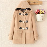 Dropshipping Wool Duffle Coat Women UK | Free UK Delivery on Wool ...