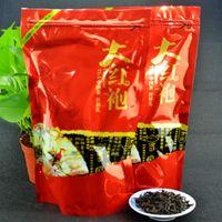 Wholesale Green Top Foods - 250g Chinese Top Grade Da Hong Pao Tea Big Red Robe Oolong tea Original oolong Green food tea China healthy care Dahongpao