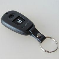 Wholesale hyundai elantra remote - Car 2 button remote keyless smart key blank shell without battery place for Hyudai Santa Fe Elantra 20pcs lot