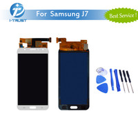 Wholesale Repair Parts Galaxy - High Quality Repair Replacement Part For Samsung Galaxy J7+ Free Tools +Free Shipping