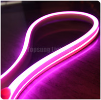 Thin led light strips canada best selling thin led light strips best selling 20m spool flexible strip pink flat ultra thin led neon lighting neon flex rope 11x19mm 110v with high quality mozeypictures Gallery