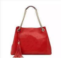 Wholesale Ladies Canvas Shoulder Bag Sale - 2017 Hot sale high quality women shoulder bags large capacity tote handbags classical famous brand day clutch purse bolsa feminina