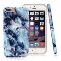 Wholesale Vase Marbles - New Design For iPhone X Vase Marble Soft TPU Case For iPhone 6 6s 7 Plus Stylish Phone Cover Unisex