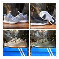 Wholesale Flat Cardboard - Wholesale 2017 Mens Womens Originals Tubular Shadow Knit Core Black White Cardboard Sneakers Running Shoes 350 boost 3D Sneakers size 36-46
