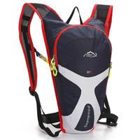 sacos de bicicleta mulheres venda por atacado-Mochila de Acampamento de Alta Qualidade Para O Homem E Mulher Andar De Bicicleta Correndo Saco De Esporte Ao Ar Livre Seis Seleção De Cor 43kl F