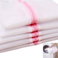 Wholesale Washing Bags For Bras - Laundry Bag Set Mesh Washing Bags Travel Organizer for Hosiery, Stocking, Underwear, Bra