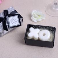 Wholesale Cheap Soap Favors - Wedding Favors XOXO Soap Gift box cheap Practical Unique Wedding Bath & Soaps Favors 20pcs lot new