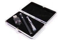 Wholesale New E Cigs - 2017 New E-cigs Oil Vaporizers Pens Vape Starter Kits Includes 510 280mah Battery Ceramic Coil Glass Cartridge USB Charger dhl free