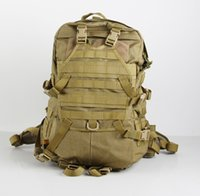 Wholesale Molle Backpack Cordura - Tacatical Men Backpack Larger Capacity 42L 1000D Waterproof Cordura Fabric Molle Backpack for Hunting Hiking Camping CL5-0013