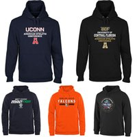 Bowling Green St. Falcons Team Forte MAC Attrezzo ottiene alcuni MACTION 2016 Final Four Marcia sconfitta Madness UCF Knights Pullover Hoodies Moderna