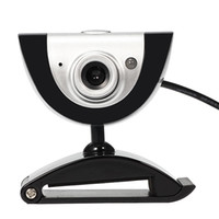 Wholesale night vision china - A880 USB 16 Megapixel Camera WebCam Web Camera with Microphone to the Computer Support Night Vision for Desktop Laptop Skype