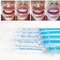 Wholesale Hp Whitening Gel - 10ml syringe ,Free Shipping, clinic 25%HP Teeth Whitening Gel