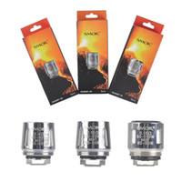 Wholesale Ecig Accessories - Replaced coil head ecig kanger eleaf SMOK EC head coil BDC OCC SSOCC head ECL NC ECML Ceramic TI NI Ecig accessories used with atomizer