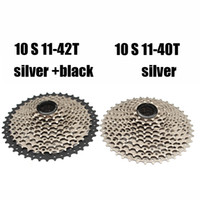 Wholesale Hot Sale Speed Black Silver S T Silver S T Bicycle Freewheel MTB Bike Freewheel Race Cassette