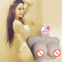 Wholesale Free Adult Beautiful - DHL Free ship artifical breast Adult toys for men XISE Economic toys Silicone Beautiful Sex Toys