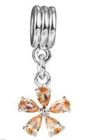 encantos leves venda por atacado-roxo pingente pan encantos, luzes de pingente de designer criativo, moda feminina jovem colar de pingente de jóias encantos pulseira de contas