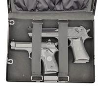 Wholesale Gun Safes Fingerprint - Wholesale- biometric fingerprint portable pistol gun safe