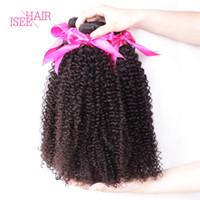 Wholesale Wholesale Brazilian Weave Uk - Brazilian Curly Virgin Hair Weaves Best 8A Brazilian Curly Human Hair Weave Curly Weave Hairstyles Unprocessed Human Hair Weft Extensions Uk