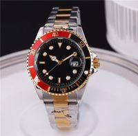 Wholesale Watch Solar - 40mm AAA 16233 automatic date luxury fashion men and women of the steel belt movement quartz clock men watch