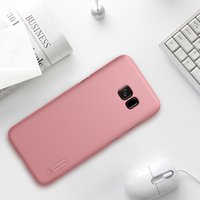 Wholesale nillkin shield case for sale - Group buy NILLKIN Super Frosted Shield hard back cover case for iphone plus iphone plus