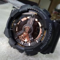 Wholesale G Shock Style Watches - 2018 Hot Sale Fashion Mens Watches LED Digital Automatic light Wristwatches Clock Man Out Door Sport G style Shock Watch relogio masculino