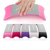 Wholesale Silicone Manicure Hands - Nail Art Equipment Advanced Silicone Plastic Pillow Hand Holder Cushion Table Mat Pad Foldable Washable Salon Manicure Tool 2pcs set