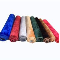 Wholesale Muslim Prayer Rugs - 2017 New Thicken Prayer Rug Tapis Cuisine Carpet Tapete Banheiro Islamic Prayer Praying Mat Muslim Prayer Floor Rug