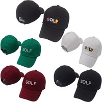 Wholesale Mlb Snapback Caps - Hot sale dad baseball golf hats for mens snapback Peaked cap fitted hat mlb hat cotton fashion adjustable cap for women